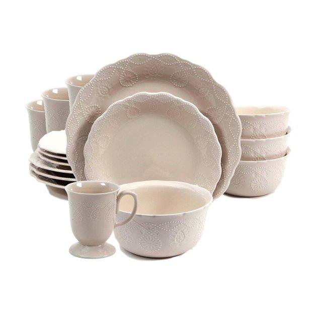 ft.white plates