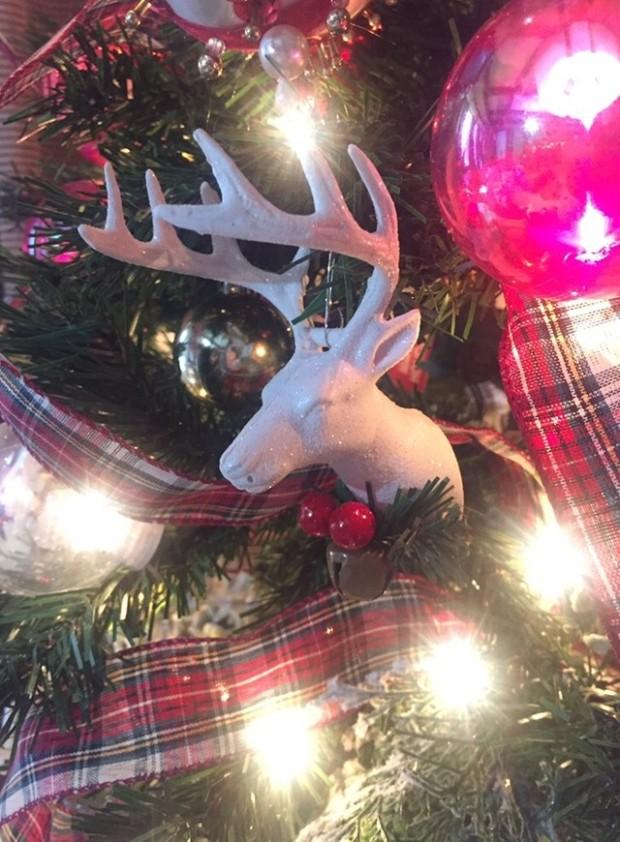 mbtour deer ornament